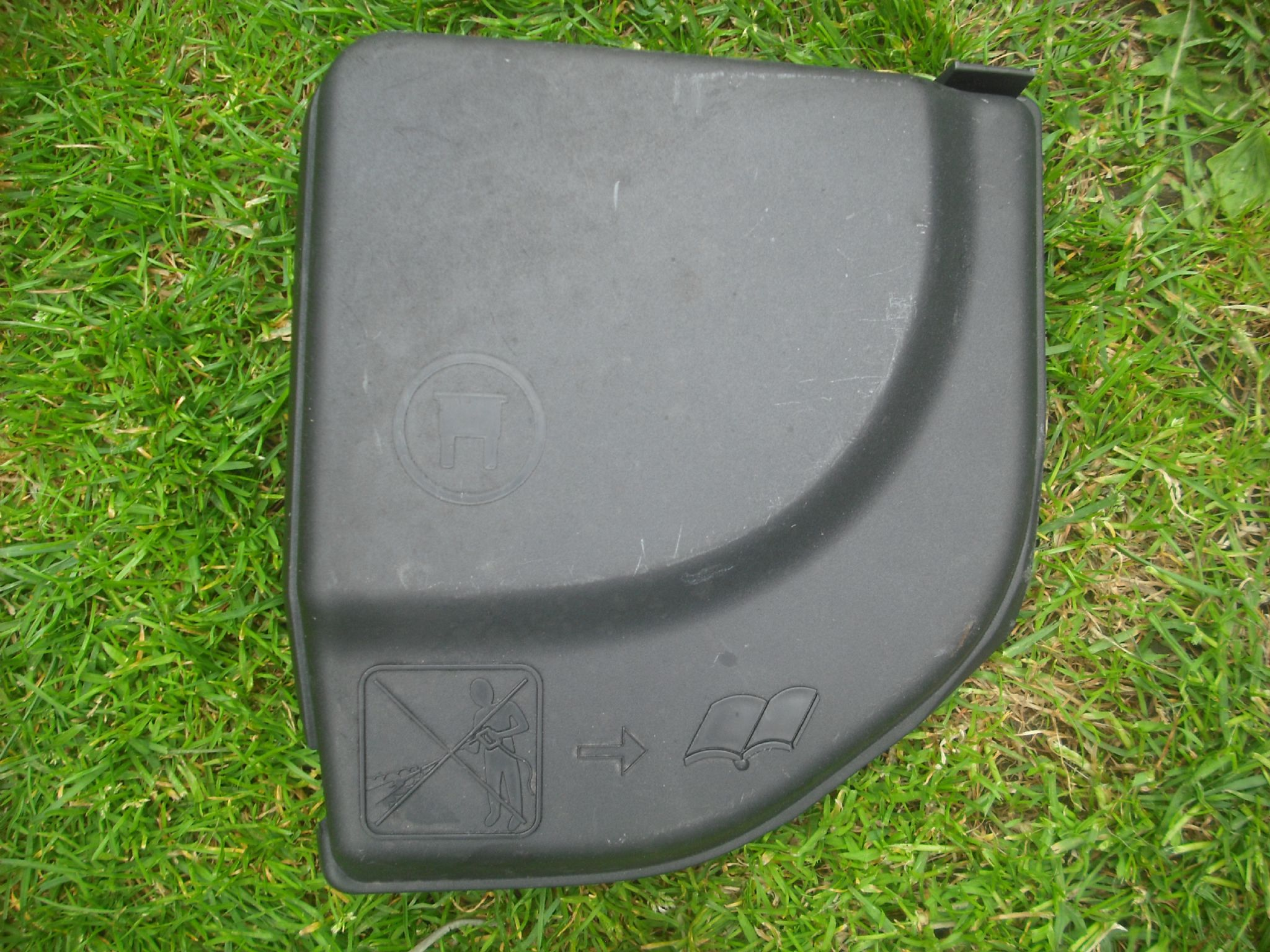 Peugeot 307 Fuse Box For Sale : A genuine peugeot engine bay fuse box cover